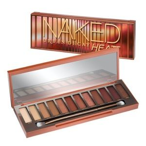 Urban Decay Heat Eye Shadow Palette ⭐️New